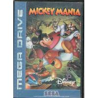Mickey Mania The Timeless Adventures of Mickey Mouse MD