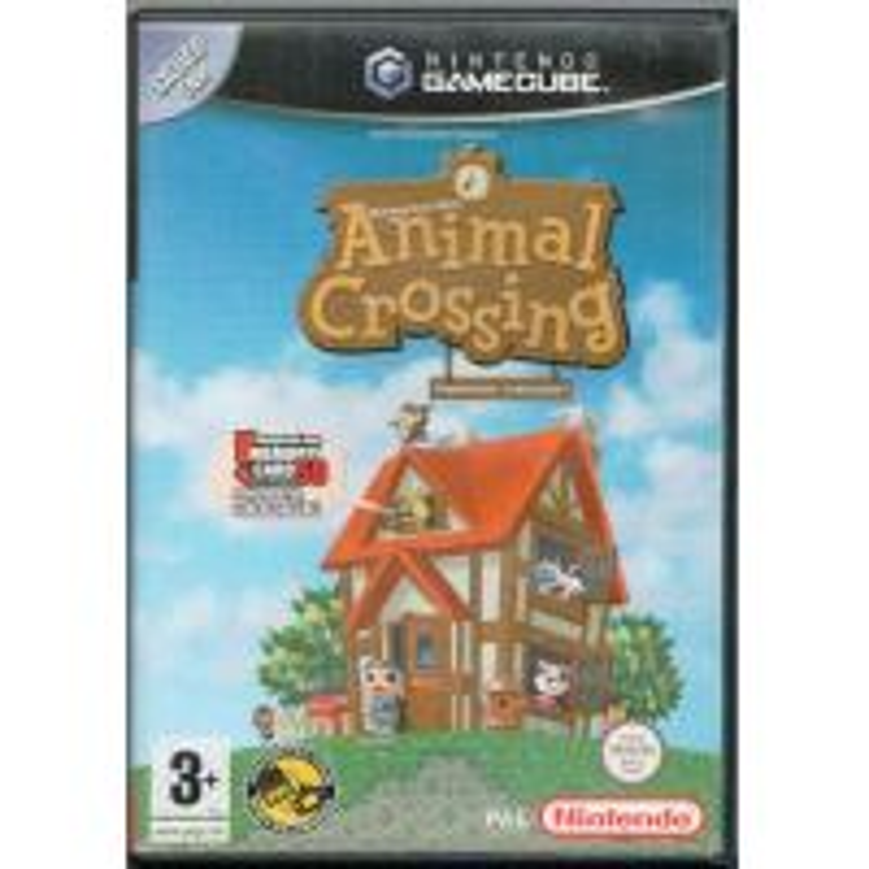 Animal Crossing + 1 Carte Mémoire 59 GC