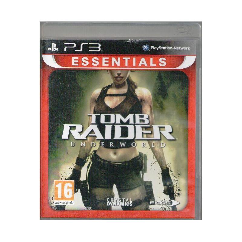 Tomb Raider Underworld [Edition Essentials] PS3