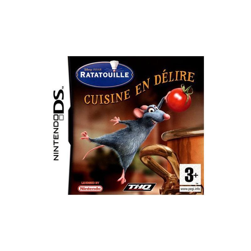 Ratatouille 1.5 : Cuisine En Delire D-DS