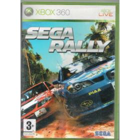 Sega Rally XBOX360