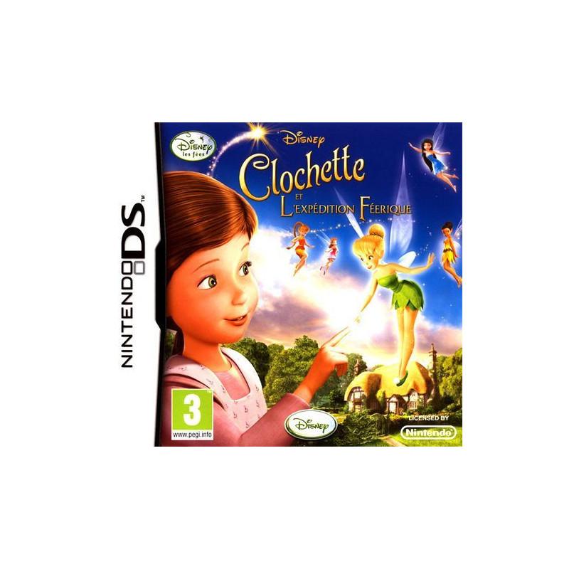 Clochette et L'expédition féerique D-DS