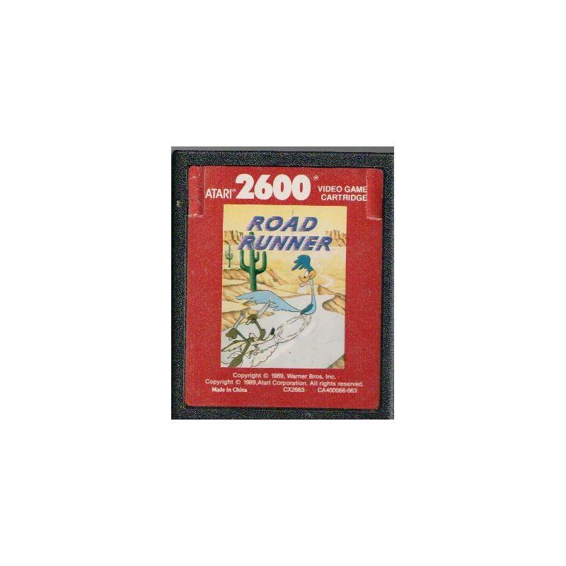 Road Runner ATARI2600