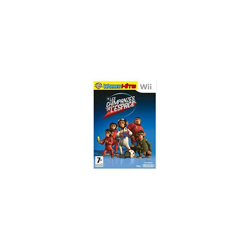 Les Chimpanzes de l'Espace WII