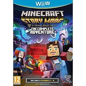 Minecraft Story Mode - L'aventure Complète WIIU