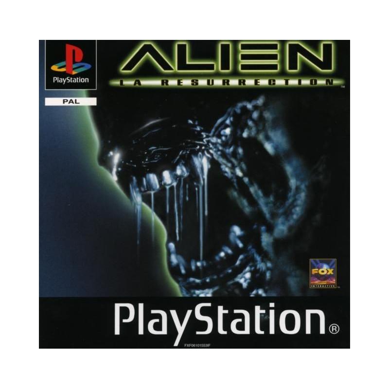Alien : La Résurrection D-PSX