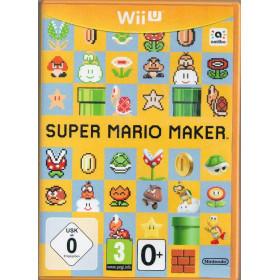 Super Mario Maker (Sans Guide) WiiU