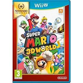 Super Mario 3D World [Nintendo Selects] WiiU