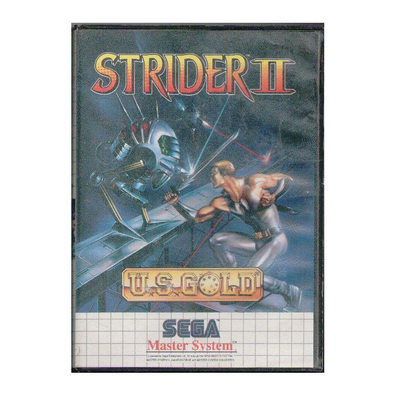 Strider II MS