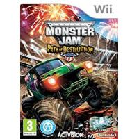 Monster Jam : Path of Destruction WII