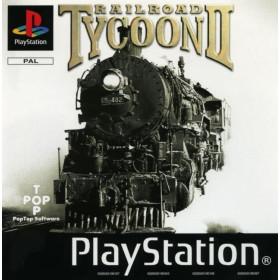 Railroad Tycoon II D-PSX