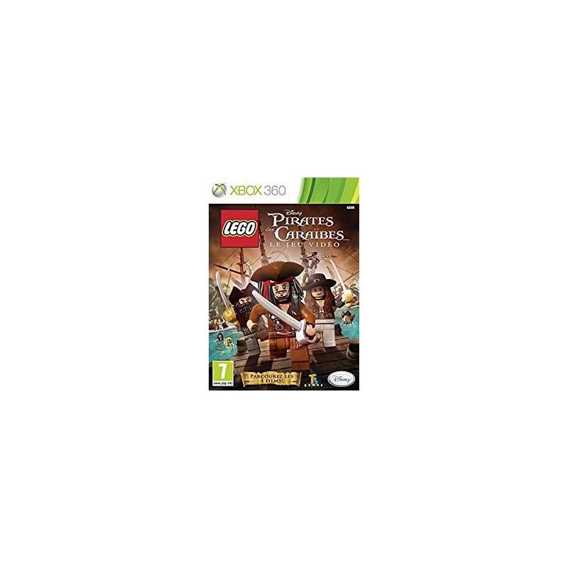 LEGO Pirates des Caraïbes : Le Jeu Vidéo XBOX360