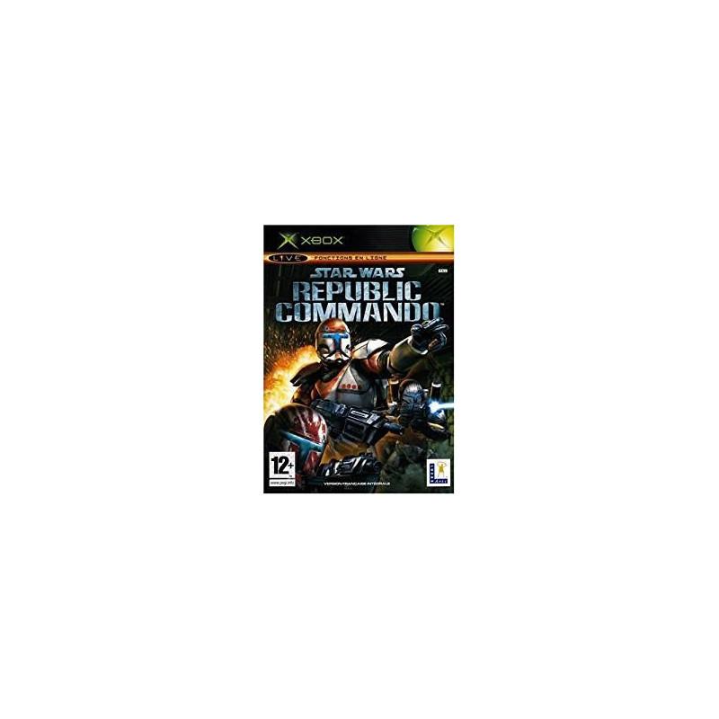 Star Wars : Republic Commando Xbox