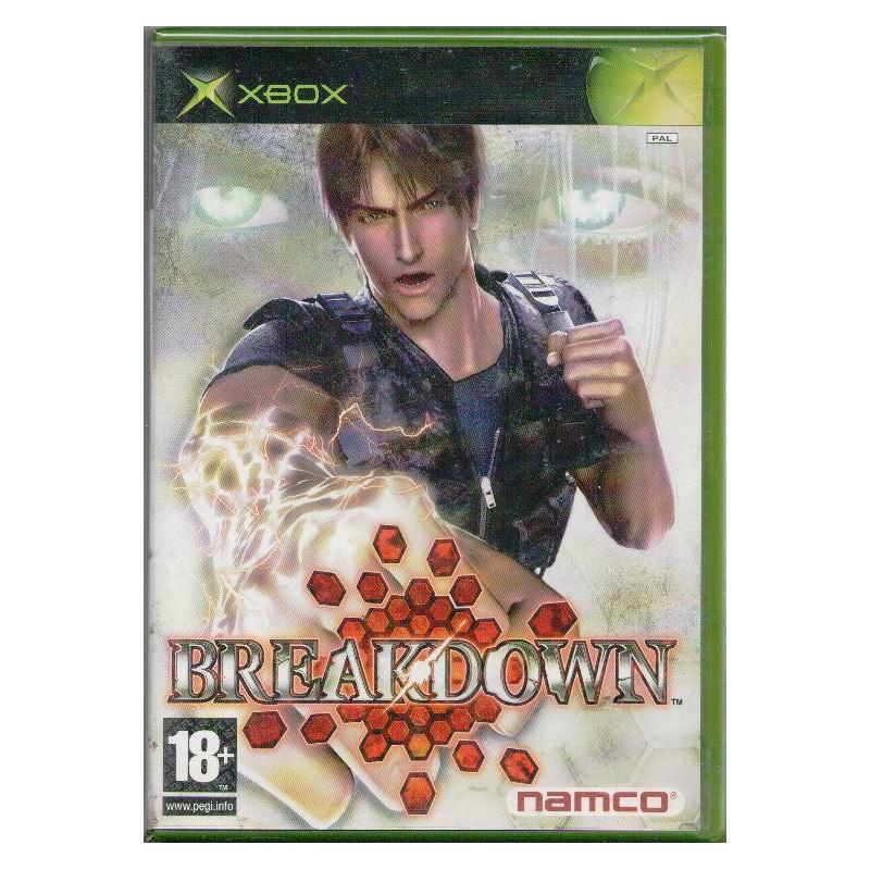Breakdown XBOX