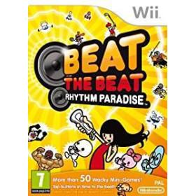 Beat the Beat : Rhythm Paradise WII