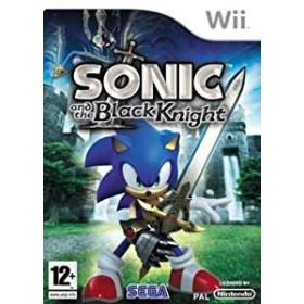 Sonic et le Chevalier Noir Wii
