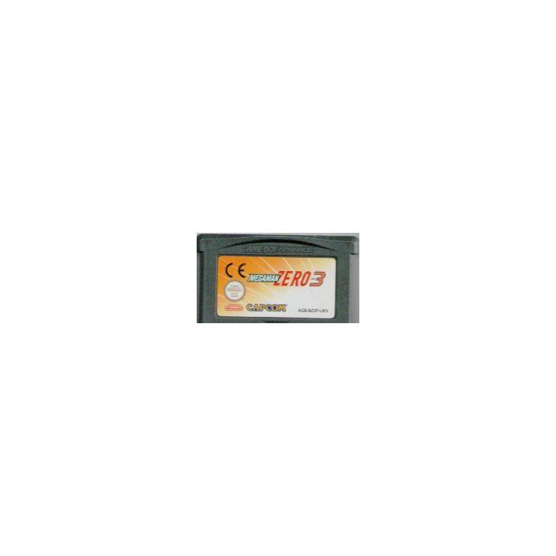 Mega Man Zero 3 GBA