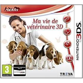 Ma Vie De Veterinaire 3D 3DS