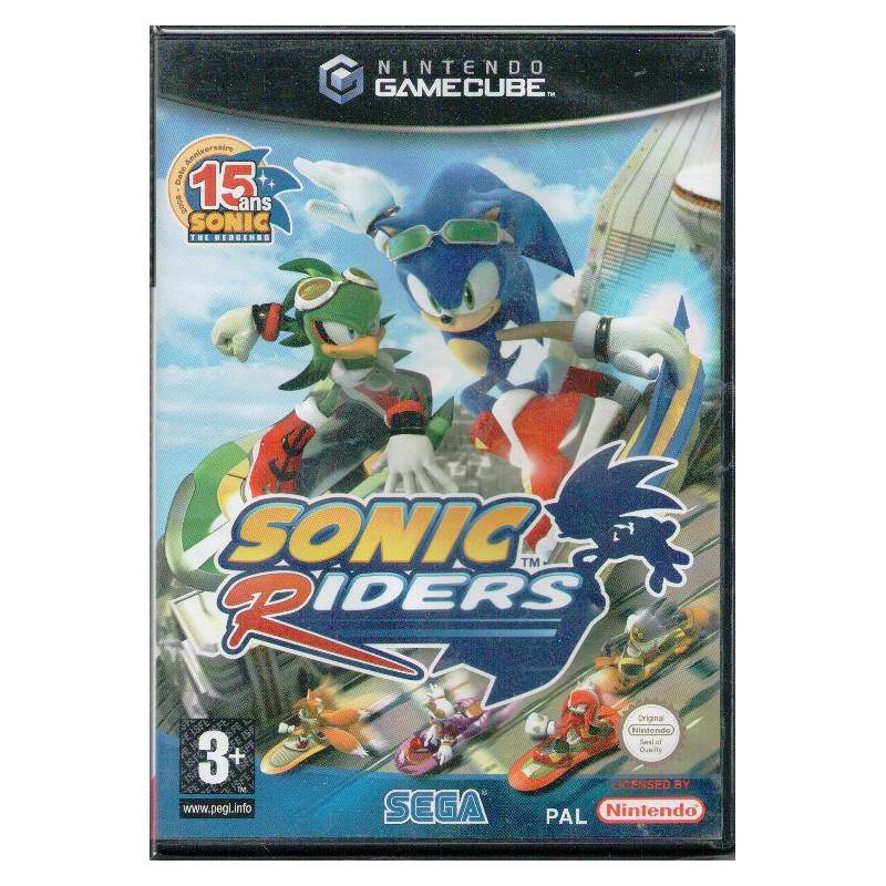 Sonic Riders GC