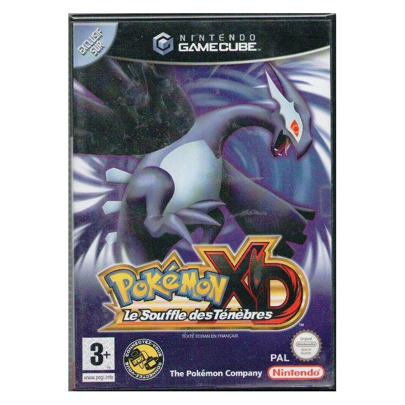 Pokémon XD Le Souffle des Tenebres GC