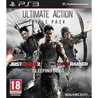 Ultimate Action Triple Pack...