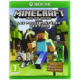 Minecraft : Les Packs Préférés des Fans XBOXONE