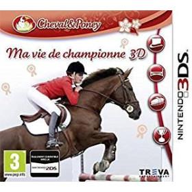 Ma Vie de Championne 3D 3DS