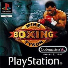 Mike Tyson Boxing D-PSX