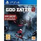God Eater 2 : Rage Burst PS4