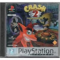 Crash Bandicoot 2 Cortex Strikes Back [Edition Platinum] PS1