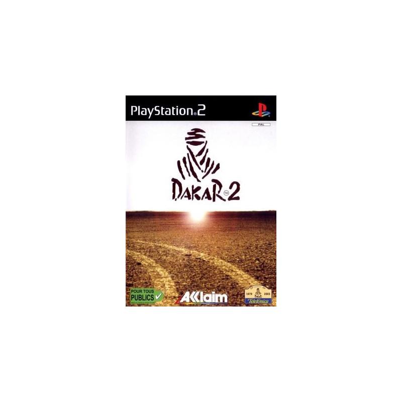 Dakar 2 PS2
