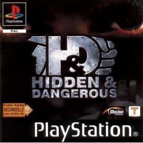 Hidden & Dangerous D-PSX