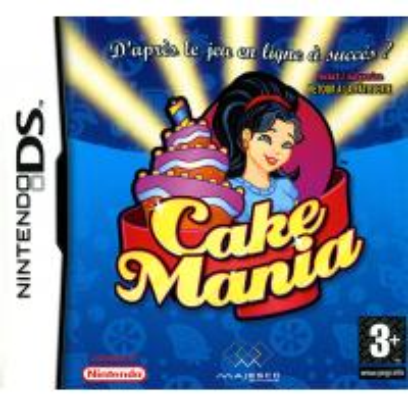 Cake Mania DS