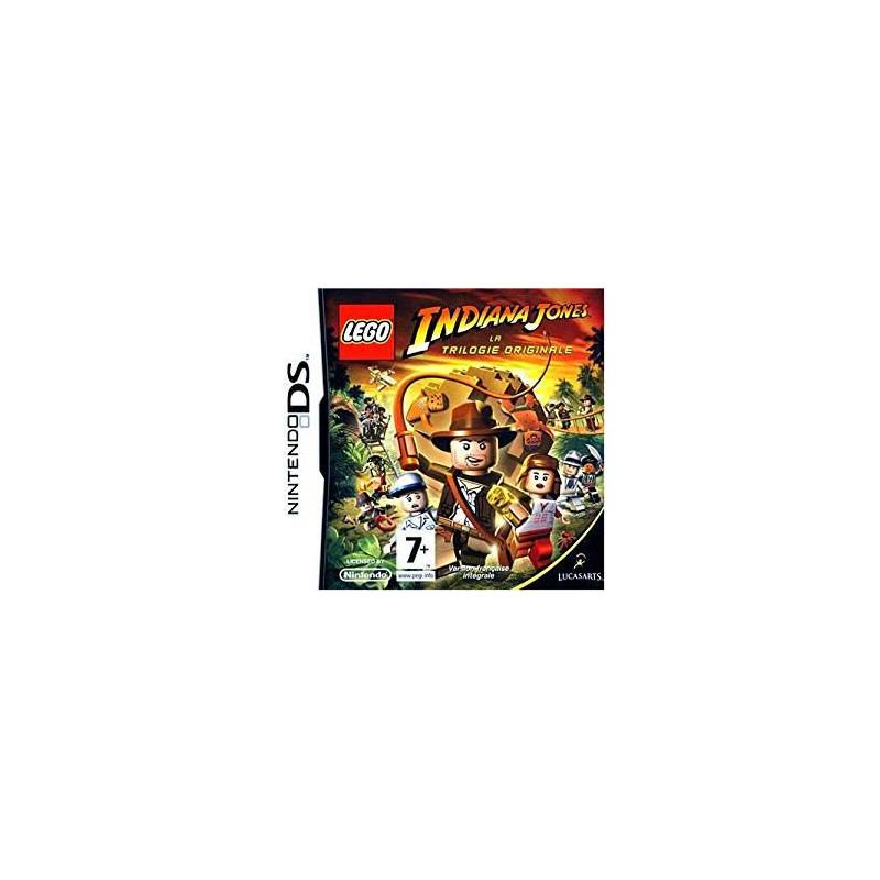 LEGO Indiana Jones : La Trilogie Originale DS