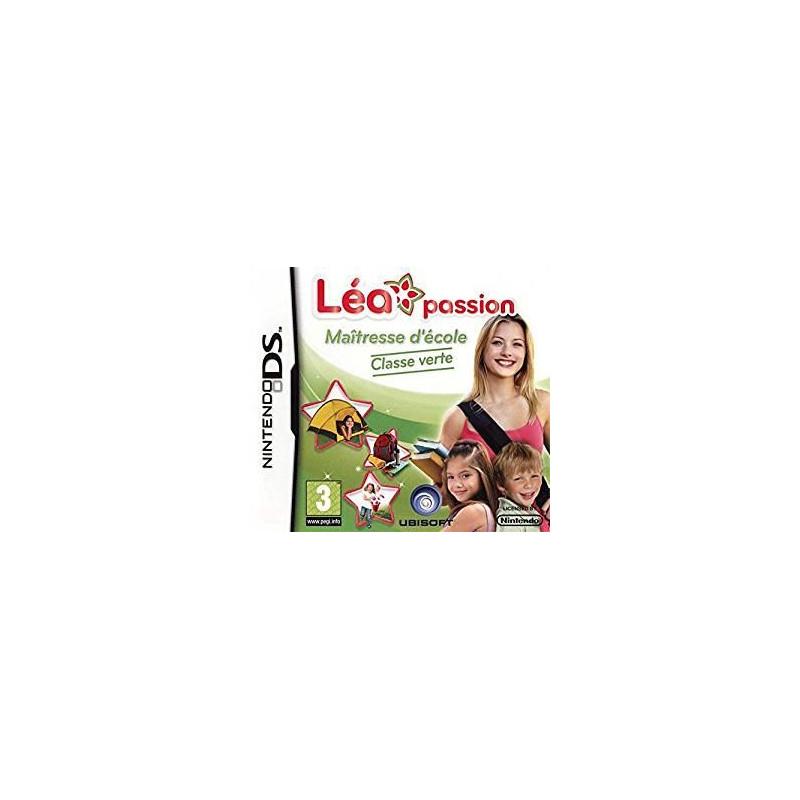 Léa Passion Maîtresse d'Ecole : Classe Verte DS