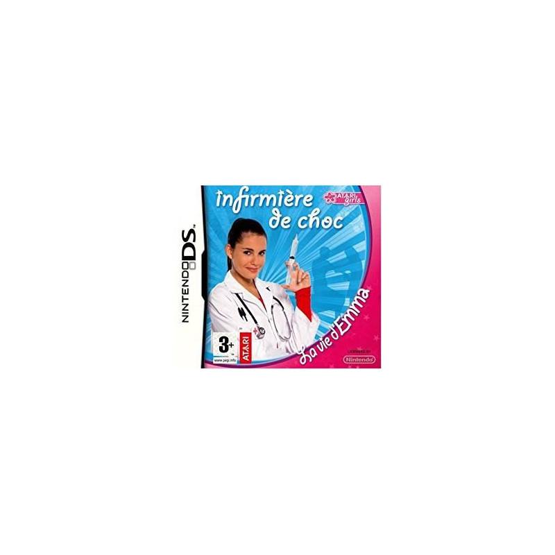 Emma Infirmière de Choc DS