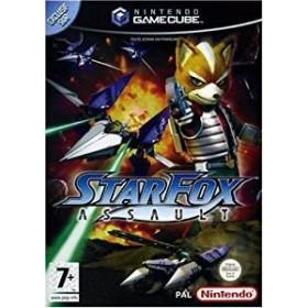 StarFox : Assault GC