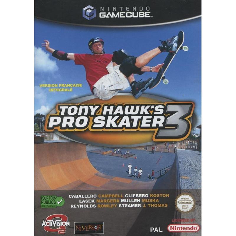 Tony Hawk's Pro Skater 3 GC