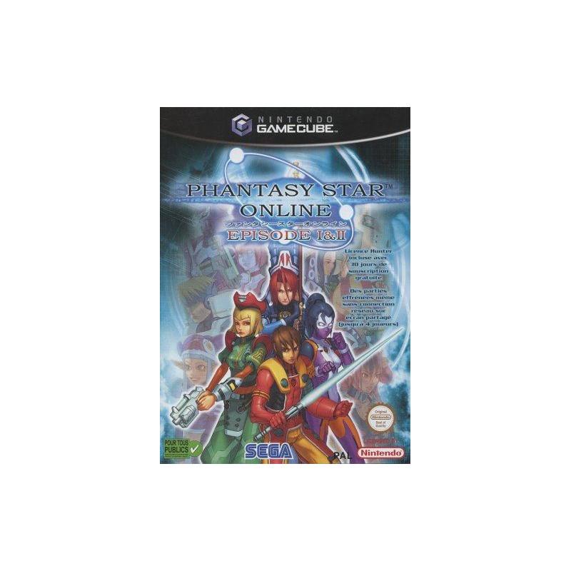 Phantasy Star Online Episode I&II GC