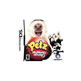 Petz ma famille singes DS