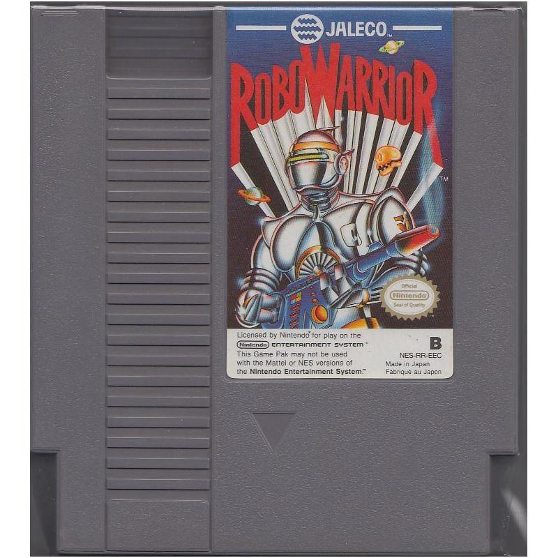 RoboWarrior NES