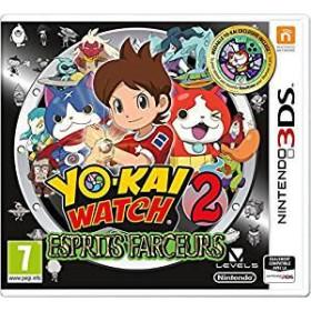 Yo-kai Watch 2 : Esprits Farceurs 3DS