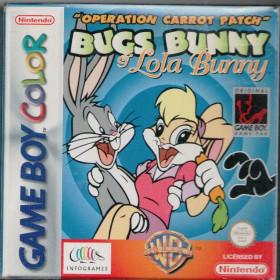 Bugs Bunny & Lola Bunny GBC