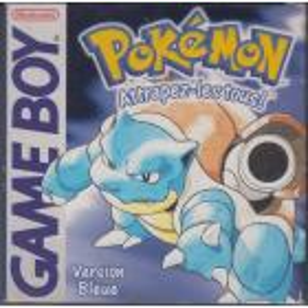Pokémon Version Bleue GB