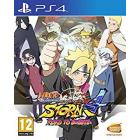 Naruto Shippuden Ultimate Ninja Storm 4 : Road to Boruto PS4