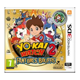 Yo-Kai Watch 2: Fantômes Bouffis 3DS