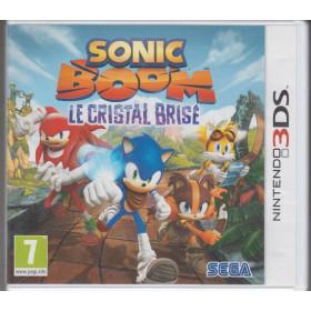 Sonic Boom : Le Cristal...