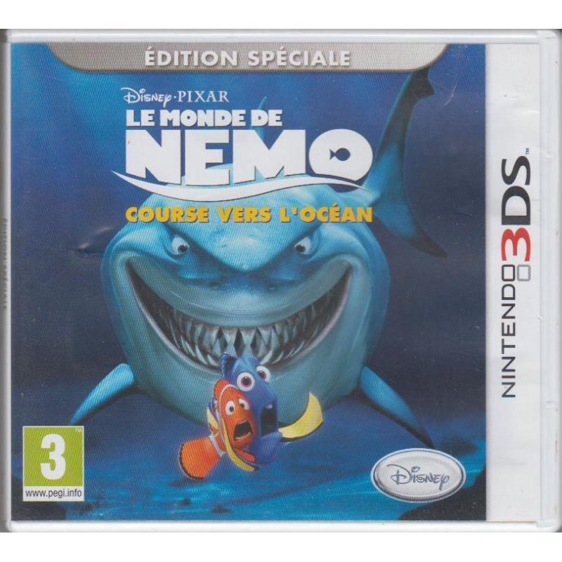 Le Monde de Nemo : Course vers l'Ocean - Edition Spéciale 3DS