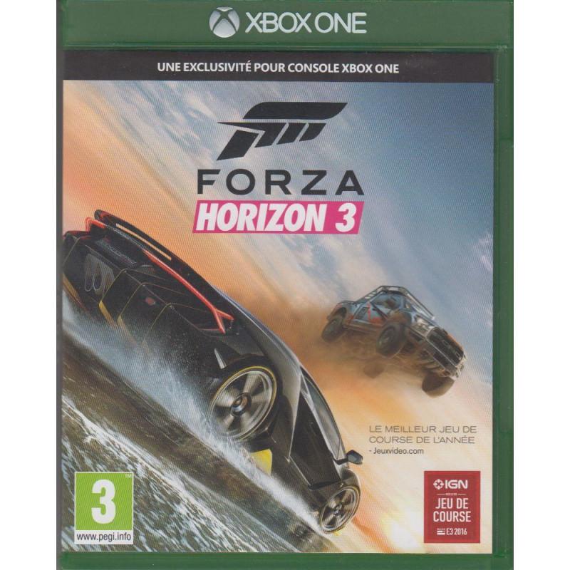 Forza Horizon 3 XboxONE
