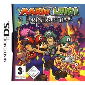 Mario & Luigi : Partners in...